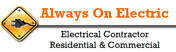 Always On Electric Logo